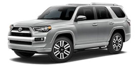 Used 2014 Toyota 4Runner 4WD Limited