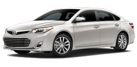 2014 Toyota Avalon 4D Sedan