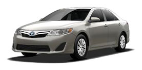 New 2014 Toyota Camry Hybrid 2.5L 4-Cyl LE