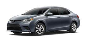 New 2014 Toyota Corolla L