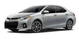 Used 2014 Toyota Corolla S Plus