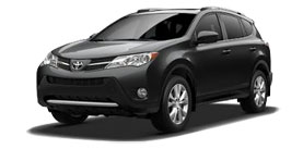 used 2014 Toyota RAV4 Limited