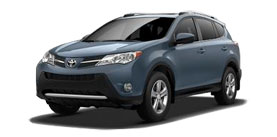 Used 2014 Toyota RAV4 FWD 4dr XLE