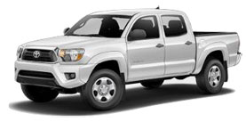 Used 2014 Toyota Tacoma 4WD Double Cab V6 AT