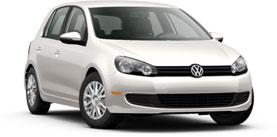 2014 Volkswagen Golf 4dr HB DSG TDI