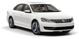 2014 Volkswagen Passat image