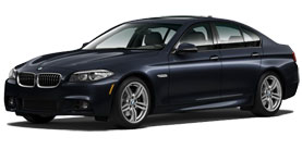 used 2015 BMW 5 Series 535i
