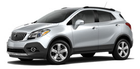used 2015 Buick Encore Convenience