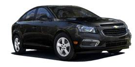 Used 2015 Chevrolet Cruze LT