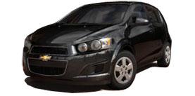2015 Chevrolet Sonic 5dr HB Auto LS