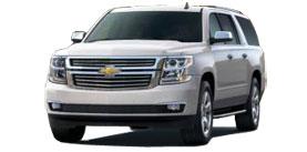 used 2015 Chevrolet Suburban LTZ