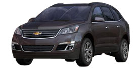 Used 2015 Chevrolet Traverse LT