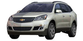 2015 Chevrolet Traverse image