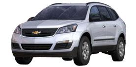 2015 Chevrolet Traverse LT 4D Sport Utility