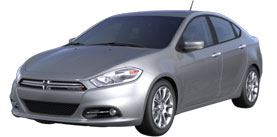 Used 2015 Dodge Dart Limited