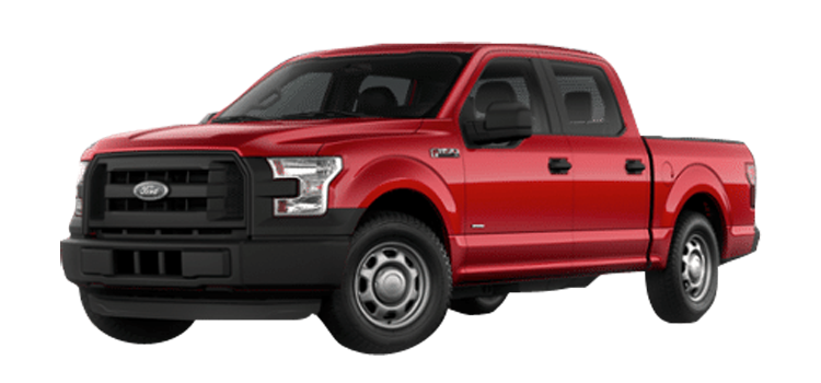 2015 Ford F-150 2WD SuperCrew