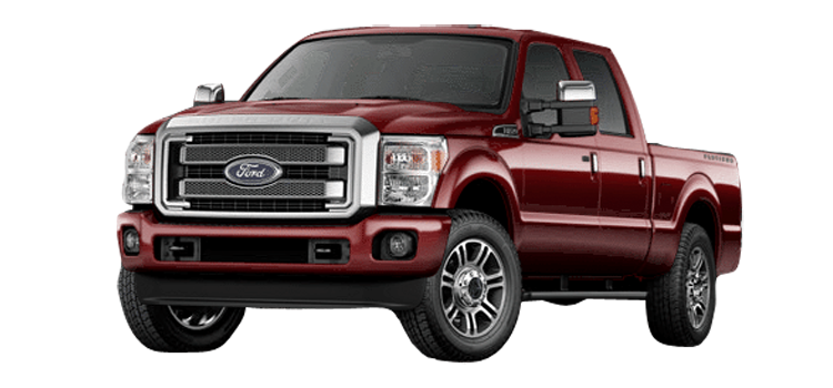 Used 2015 Ford Super Duty F-250 SRW Platinum