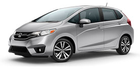 used 2015 Honda Fit EX-L