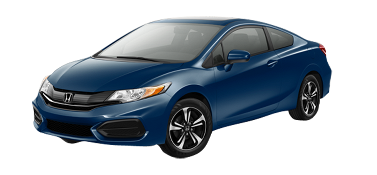 used 2015 Honda Civic Coupe EX