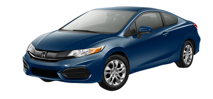 used 2015 Honda Civic Coupe LX