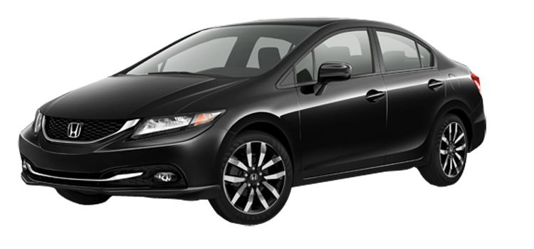 Used 2015 Honda Civic Sedan With Leather and Navigation EX-L
