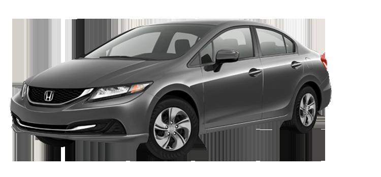 Used 2015 Honda Civic Sedan LX