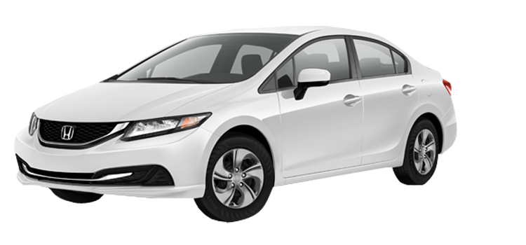 used 2015 Honda Civic Sedan LX