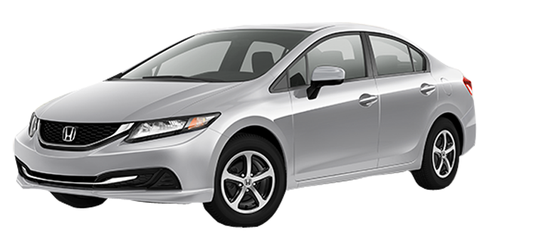 Used 2015 Honda Civic Sedan SE
