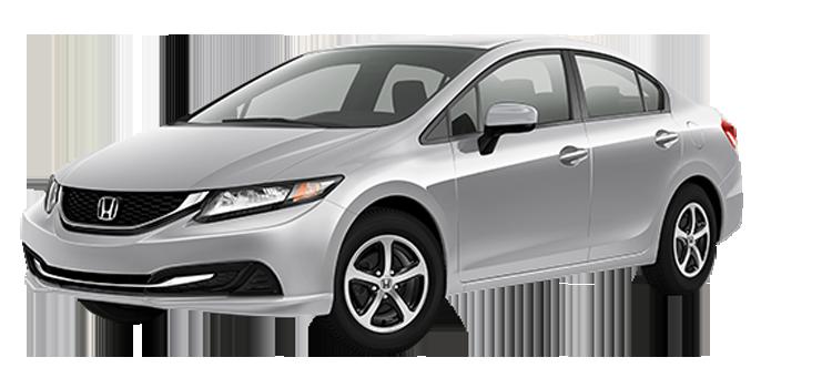 used 2015 Honda Civic Sedan SE