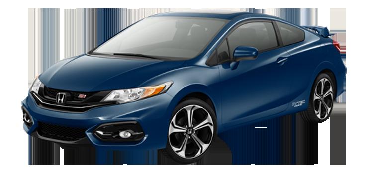 2015 Honda Civic Coupe 2dr Man Si