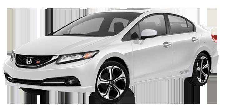 used 2015 Honda Civic Sedan Si