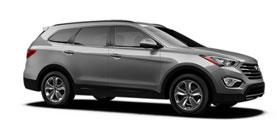 used 2015 Hyundai Santa Fe GLS