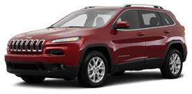 Used 2015 Jeep Cherokee Latitude