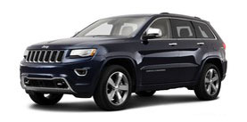 used 2015 Jeep Grand Cherokee High Altitude