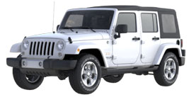used 2015 Jeep Wrangler Unlimited Sahara