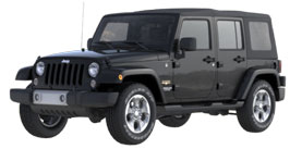 used 2015 Jeep Wrangler Unlimited NAVIGATION