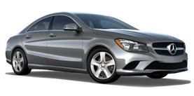 2015 Mercedes-Benz CLA CLA 250 4D Sedan
