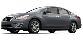 used 2015 Nissan Altima Sedan Xtronic CVT 2.5 SL