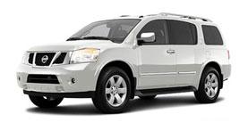 used 2015 Nissan Armada SV