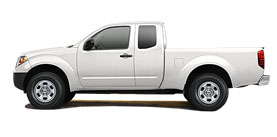 Used 2015 Nissan Frontier S