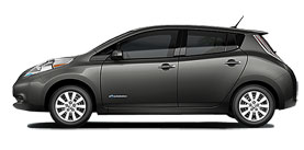 New 2015 Nissan Leaf S