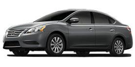 used 2015 Nissan Sentra Xtronic CVT SV