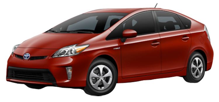 2015 Toyota Prius Persona Series Special Edition 5D Hatchback