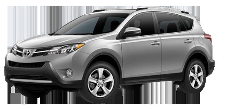 Used 2015 Toyota RAV4 XLE