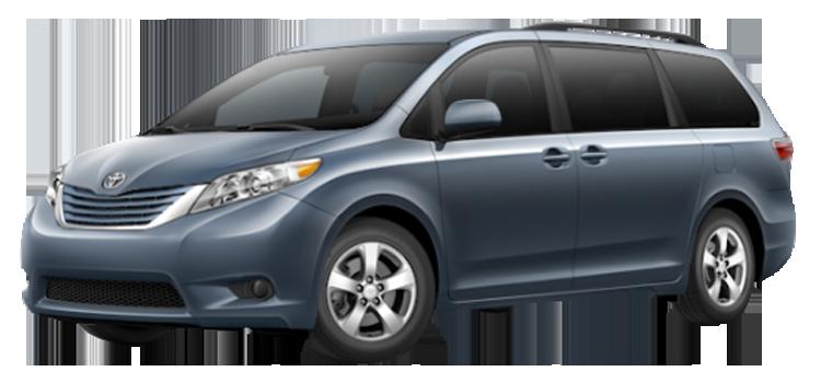 New 2015 Toyota Sienna 7 Passenger  LE