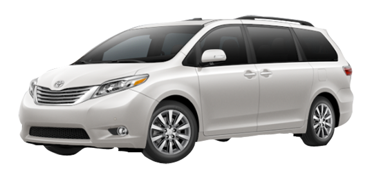 used 2015 Toyota Sienna Ltd