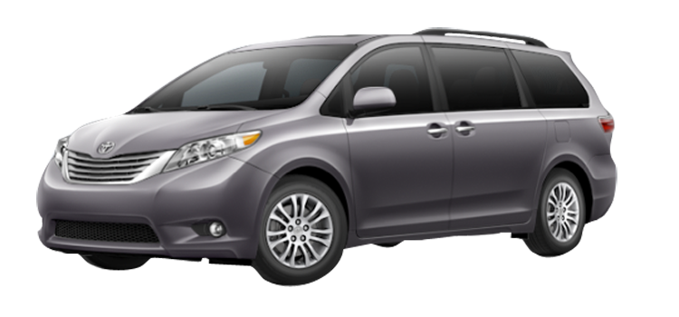 Used 2015 Toyota Sienna XLE