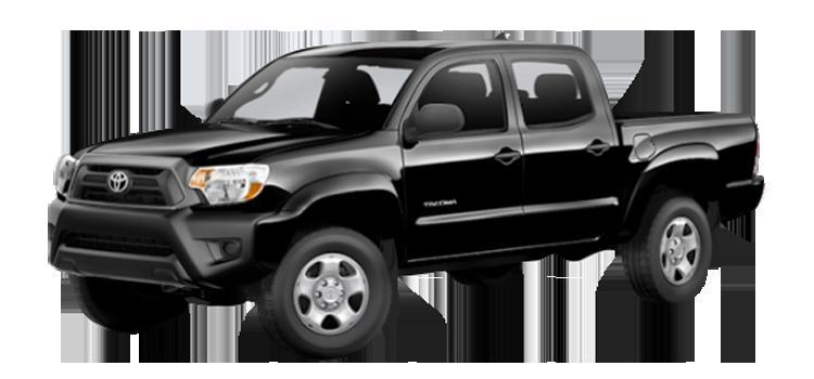 Used 2015 Toyota Tacoma 4WD Double Cab