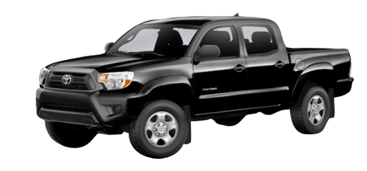 2015 Toyota Tacoma PreRunner 4D Double Cab