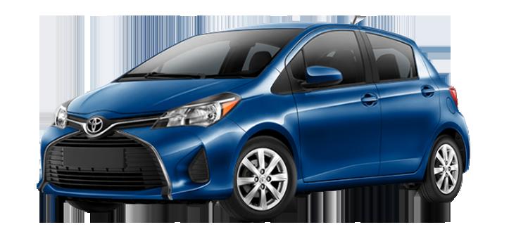 used 2015 Toyota Yaris Automatic LE